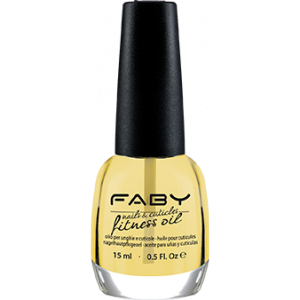 Nails & Cuticles Fitness Oil - Faby