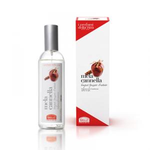 Fragranza per ambiente spray Mela Cannella - Helan