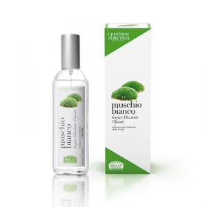Fragranza per l'ambiente spray Muschio Bianco - Helan