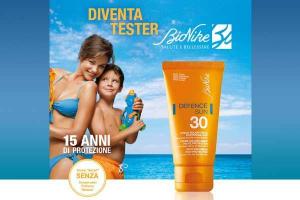 BioNike Defence Sun 30 crema solare ricca pelle secca e molto secca viso 50ml