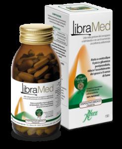 FITOMAGRA LIBRAMED compresse rallenta e riduce l'assorbimento di carboidrati e grassi