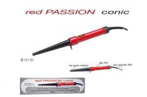 Red Passion Conic - Ferro riscaldante arricciacapelli