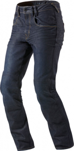 REV'IT LOMBARD L34 Motorcycle Jeans - Dark Blue