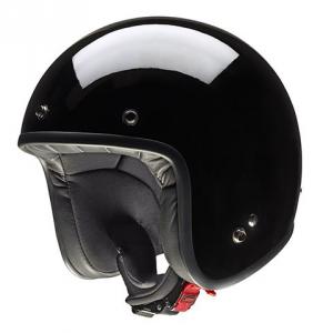 GIVI 20.7 OLDSTER Jet Helmet - Gloss Black