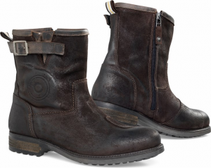 REV'IT BLEEKER Motorcycle Touring Boots - Brown