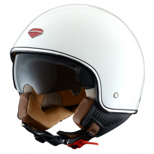 ASTONE MINIJET RETRO Jet Helmet - White