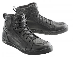 AXO HIPSTER WP Motorcycle Shoes - Black