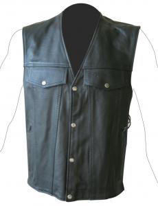 BEFAST ARON Waistcoat - Black