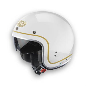 AIROH RIOT Jet Helmet - Gloss Black