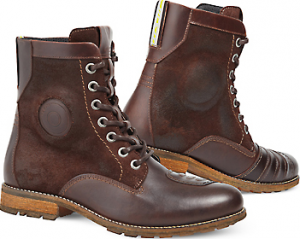 REV'IT REGENT Motorcycle Shoes - Brown