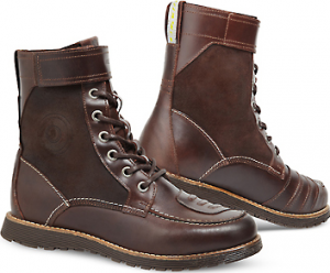REV'IT ROYALE Motorcycle Shoes - Brown