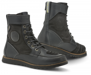 REV'IT ROYALE H2O Motorcycle Shoes - Black