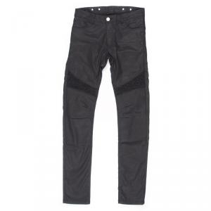 OVERLAP IMOLA NIGHT Jeans Moto Donna - Nero