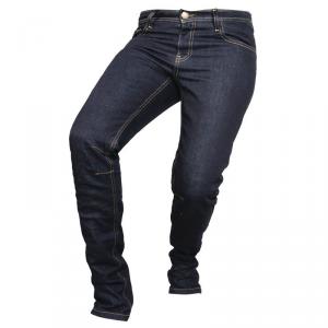 OVERLAP AUSTIN NAVY Jeans Moto Donna - Blu Navy