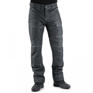 OVERLAP STURGIS ASPHALT Jeans Moto - Nero
