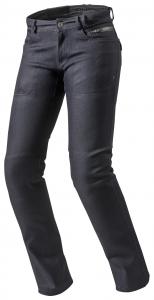 REV'IT ORLANDO H2O L32 Woman Motorcycle Jeans - Dark Blue
