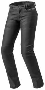 REV'IT ORLANDO H2O L34 Woman Motorcycle Jeans - Black