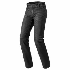 REV'IT ORLANDO H2O L34 Motorcycle Jeans - Black