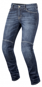 ALPINESTARS DAISY DARK RINSE Jeans Moto Donna- Blu Scuro