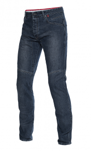 DAINESE WASHVILLE SLIM Motorcycle Jeans - Mid Blue