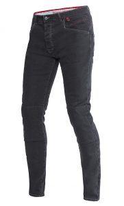 DAINESE SUNVILLE SKINNY Motorcycle Jeans - Black