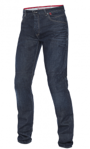 DAINESE BONNEVILLE SLIM Motorcycle Jeans - Dark Blue