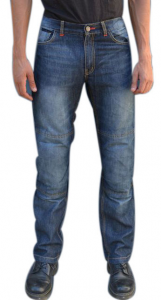 BEFAST NETTUNO Denim Jeans Moto - Blu