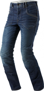 REV'IT NELSON L34 Motorcycle Jeans - Middle Blue