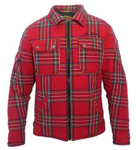 BEFAST RIDERMOOD Motorcycle Shirt - Red