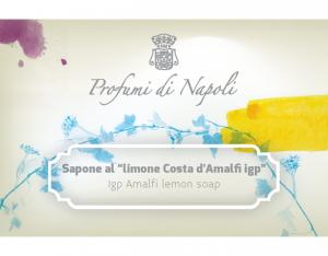 "Sapone al ""limone Costa d'Amalfi igp"""