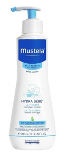 MUSTELA HYDRA BEBE LATTE CORPO 300 ml