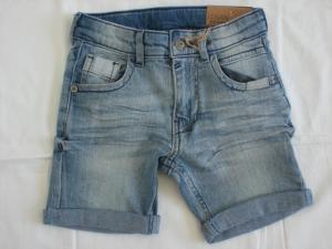 Jeans corto denim