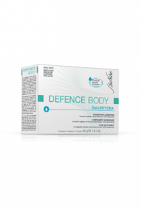 BIONIKE DEFENCE BODY - INTEGRATORE ALIMENTARE DETOXHYDRA AZIONE ANTIOSSIDANTE E DRENANTE