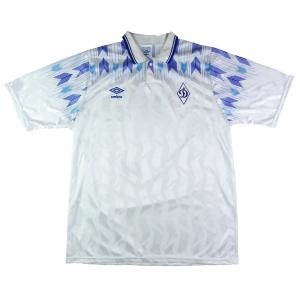 1990-92 Dynamo Mosca Maglia Home L (TOP)