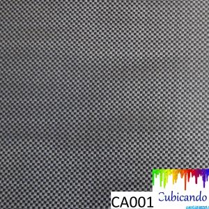 Pellicola per cubicatura Carbonio 1