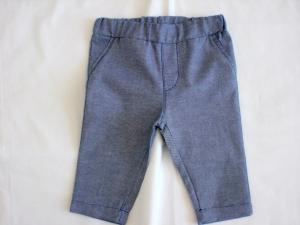 Pantalone neonato in cotone