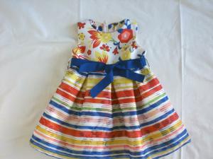 Vestito fantasia neonata