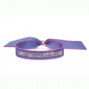 BRACCIALETTO DROLLY VIOLET CRYSTAL AB, OLIVER WEBER