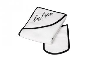 LULU' - vaschetta bagnetto neonato completa di accessori - 4 pezzi