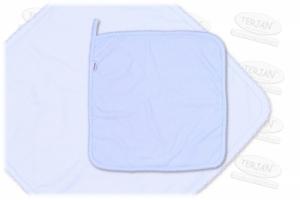 Asciugamano bimbo 40 x 40 in spugna di cotone 100 %