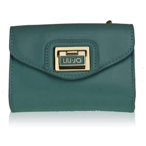 Shoulder bag Liu Jo  A13196 E0050 TURQUOISE