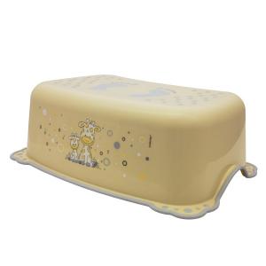 GIRAFFA - pedana, rialzino, sgabello bagno per i bambini con base antiscivolo