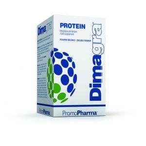 DIMAGRA PROTEIN gusto neutro per il mantenimento della massa muscolare