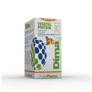 DIMAGRA VEGETAL PROTEIN gusto tropicale per la crescita ed il mantenimento della massa muscolare