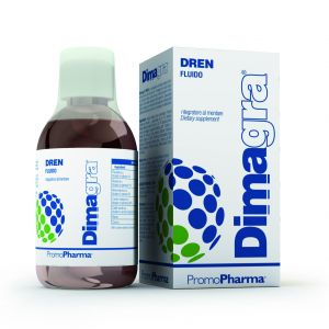 DIMAGRA DREN favorisce il drenaggio dei liquidi corporei