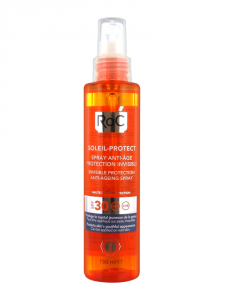 ROC - SOLEIL-PROTECT - PROTEZIONE INVISIBILE SPRAY ANTI-ETÀ CORPO SPF 30 150 ML