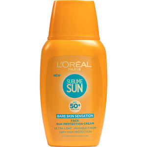 L'Oreal Sublime Sun Viso Spf 50+ 50 ml