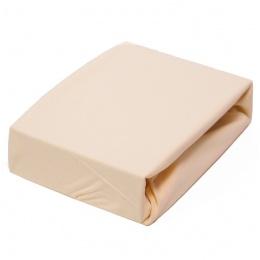 Lenzuolo salvamaterasso in jersey con angoli e membrana impermeabile 120 x 60 cm