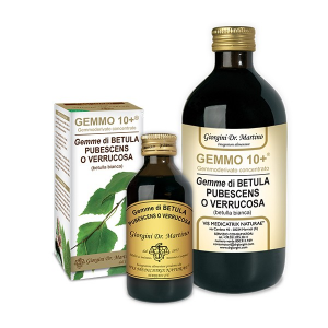 GEMMO10+ BETULLA BIANCA GEMME - DEPURATIVO DEL SANGUE