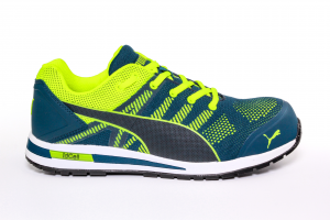 Puma Safety Elevate Knit Green Low S1P